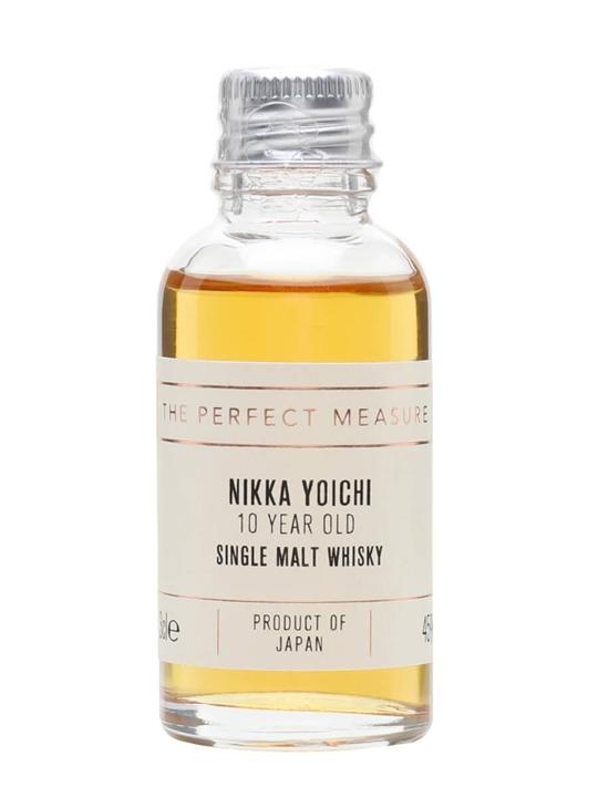 Nikka Yoichi 10 Year Old Sample Japanese Single Malt Whisky
