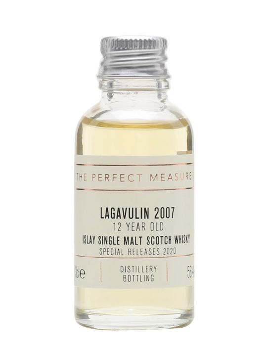 Lagavulin 12 Year Old Sample / Special Releases 2020 Islay Whisky