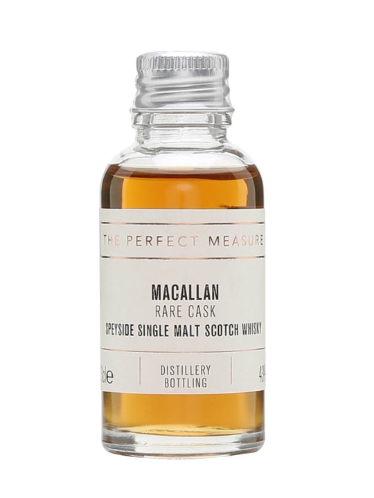 Macallan Rare Cask Sample Speyside Single Malt Scotch Whisky