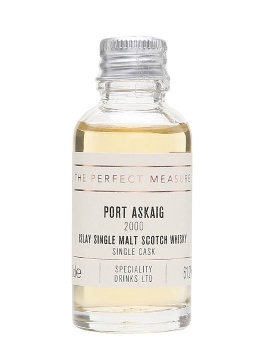 Port Askaig 2000 Sample / Single Cask / Bot.2016 Islay Whisky