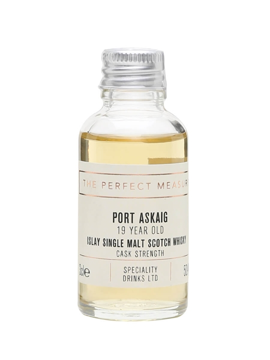 Port Askaig 19 Year Old Sample Islay Single Malt Scotch Whisky