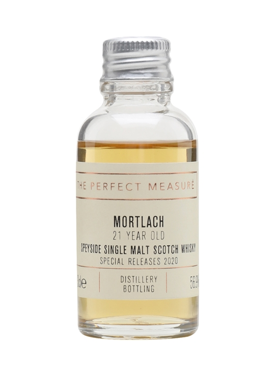 Mortlach 21 Year Old / Sherry Finish / Special Releases 2020 Speyside Whisky
