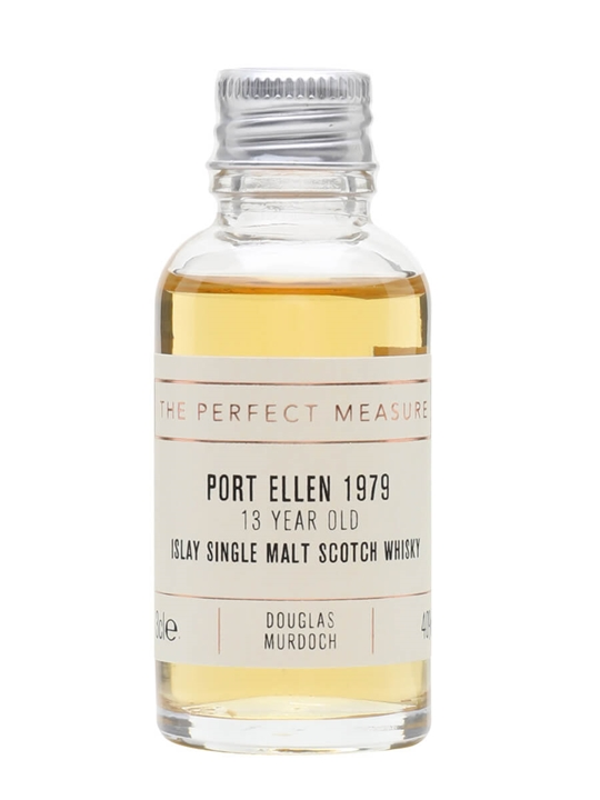 Port Ellen 1979 Sample / 13 Year Old / Douglas Murdoch Islay Whisky