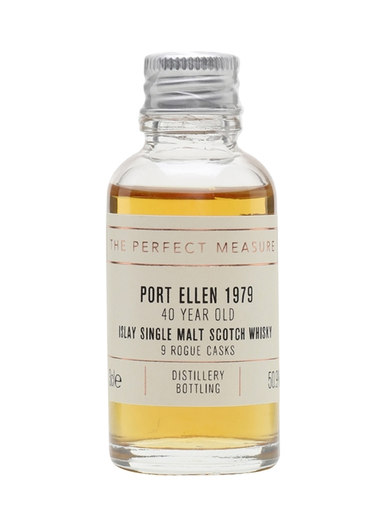 Port Ellen 1979 Sample / 40 Year Old / 9 Rogue Casks Islay Whisky