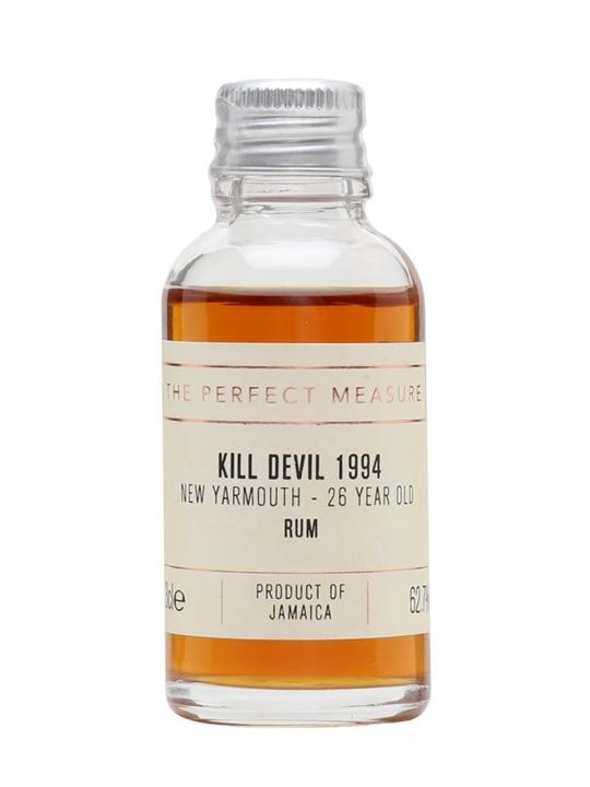 Jamaica New Yarmouth 1994 Sample / 26 Year Old / Kill Devil