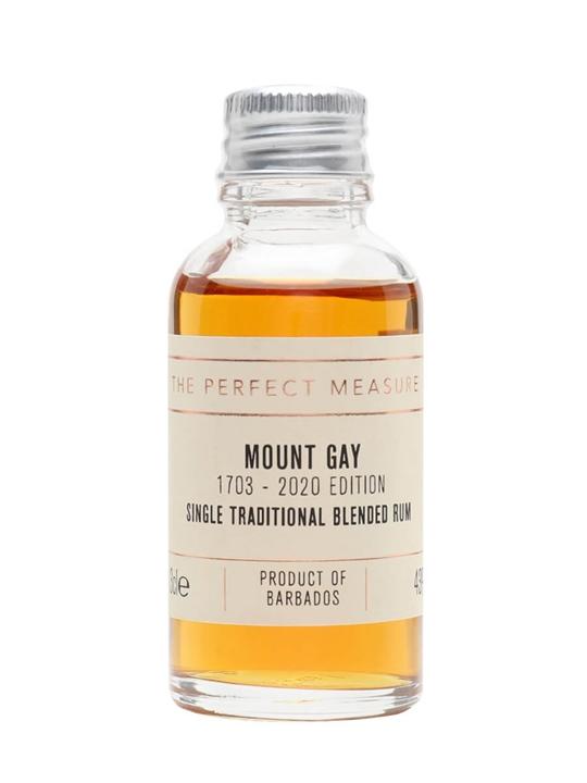 Mount Gay 1703 Sample / 2020 Edition