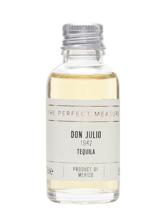 Don Julio 1942 Tequila Sample