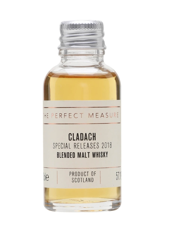 Cladach Blended Malt Sample / Special Releases 2018 Blended Whisky