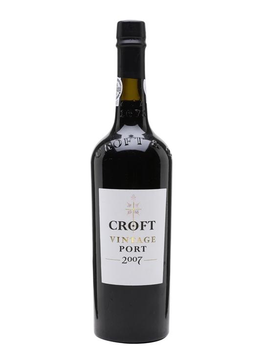 Croft 2007 Vintage Port