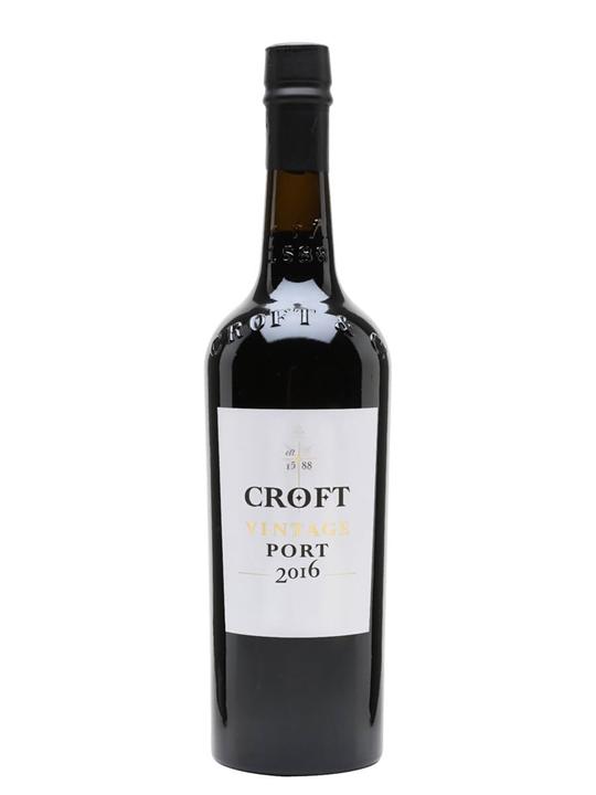 Croft 2016 Vintage Port