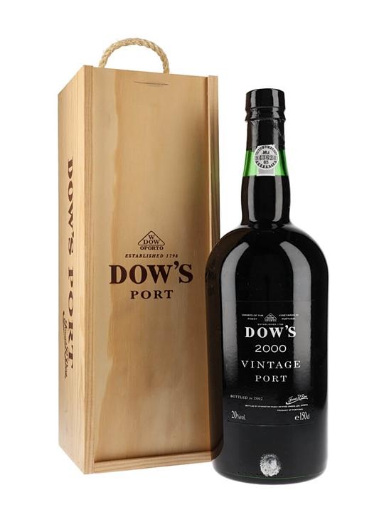 Dow's 2000 Vintage Port / Magnum