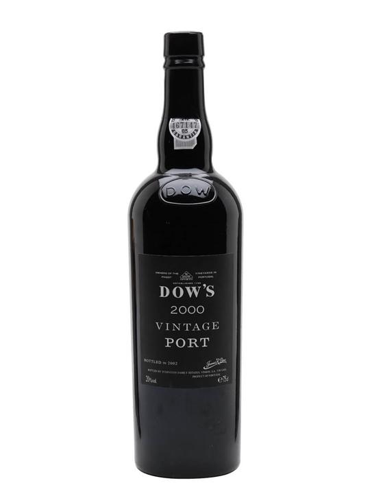 Dow's 2000 Vintage Port