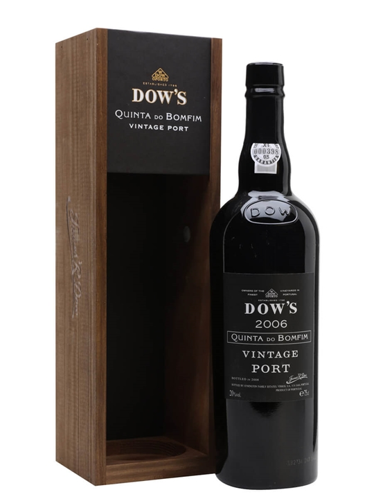 Dow's Quinta do Bomfim 2006 Port