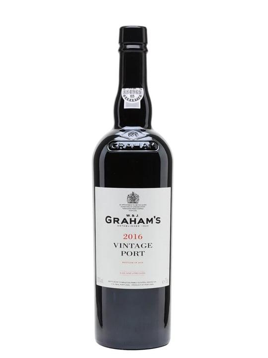 Graham's 2016 Vintage Port