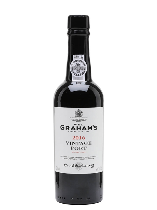 Graham's 2016 Vintage Port / Half Bottle