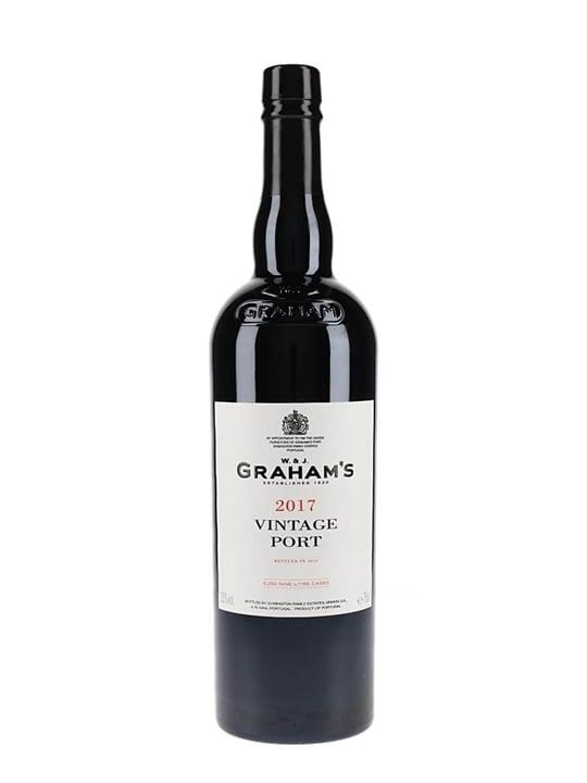 Grahams 2017 Vintage Port