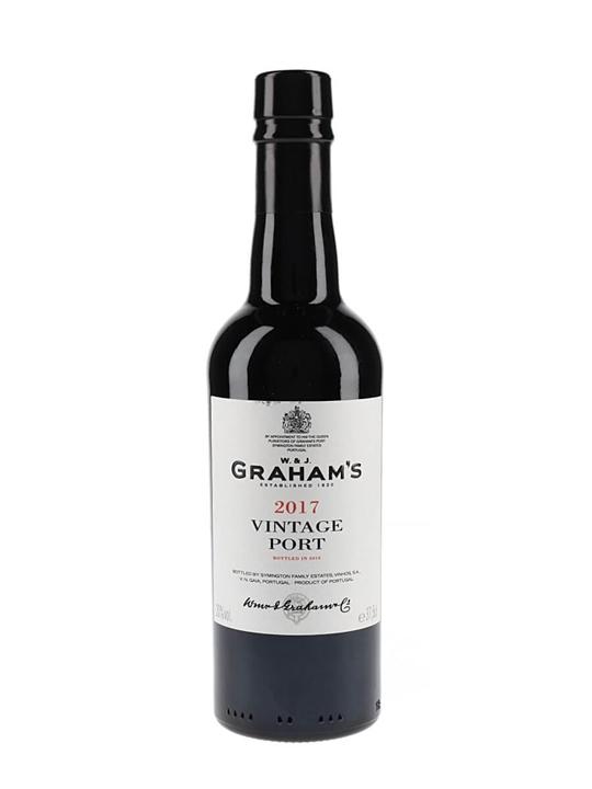 Graham's 2017 Vintage Port / Half Bottle