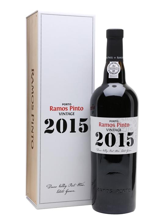 Ramos Pinto 2015 Vintage Port
