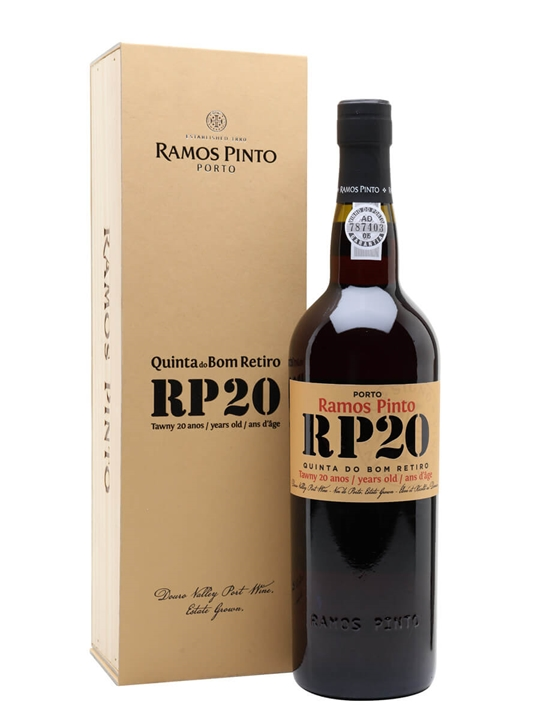 Ramos Pinto 20 Year Old Tawny Port