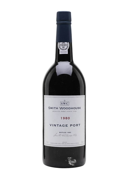 Smith Woodhouse 1980 Vintage Port