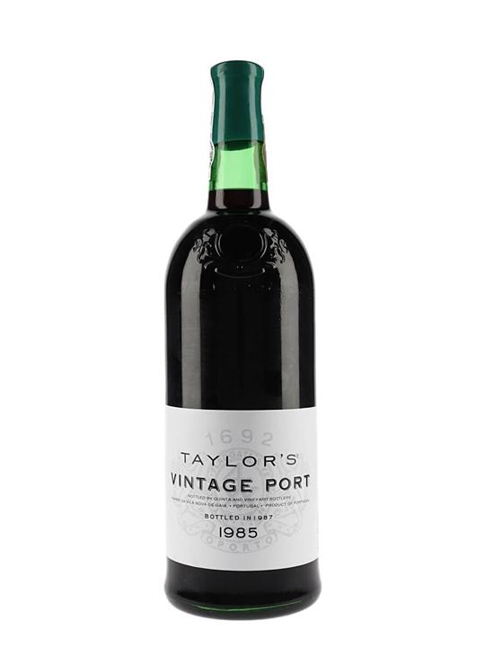 Taylor's 1985 Vintage Port / Magnum
