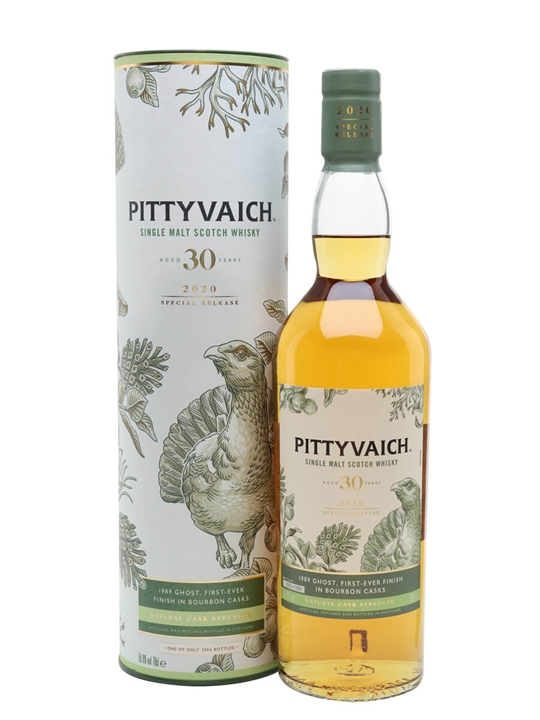 Pittyvaich 1989 / 30 Year Old / Special Releases 2020 Speyside Whisky