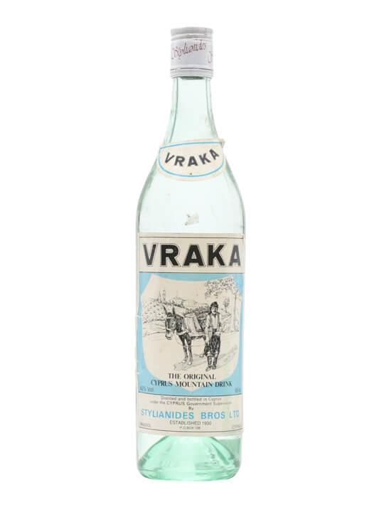 Vraka / Cyprus Mountain Drink