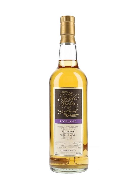 Rosebank 1991 / 17 Year Old / Cask #1302 / Smos Lowland Whisky