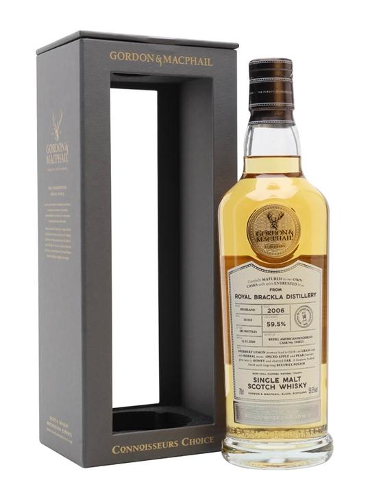 Royal Brackla 2006 / 14 Year Old / Connoisseurs Choice Highland Whisky