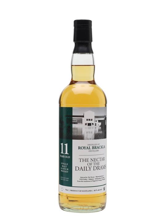 Royal Brackla 2009 / 11 Year Old / Daily Dram Highland Whisky
