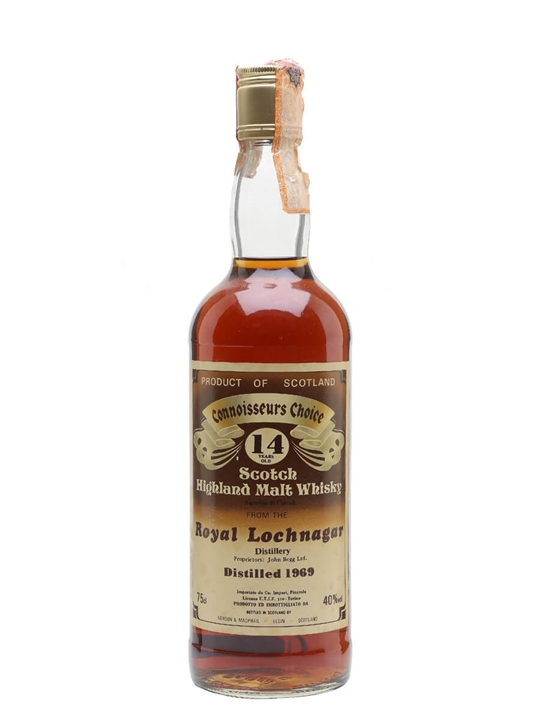 Royal Lochnagar 1969 / 14 Year Old / Sherry Cask / CC Highland Whisky