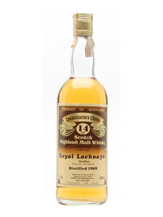 Royal Lochnagar 1969 / 14 Year Old / Connoisseur's Choice Highland Whisky