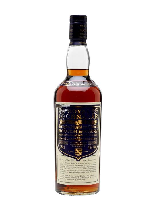 Royal Lochnagar / Selected Reserve Highland Single Malt Scotch Whisky
