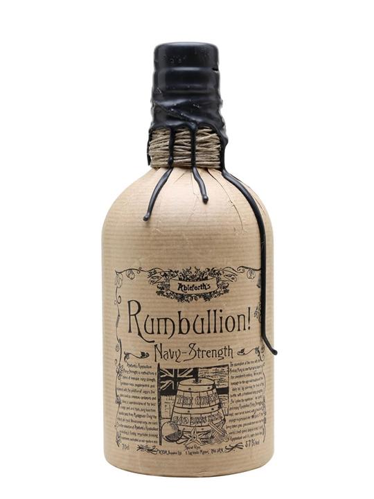 Ableforth's Rumbullion Navy Strength