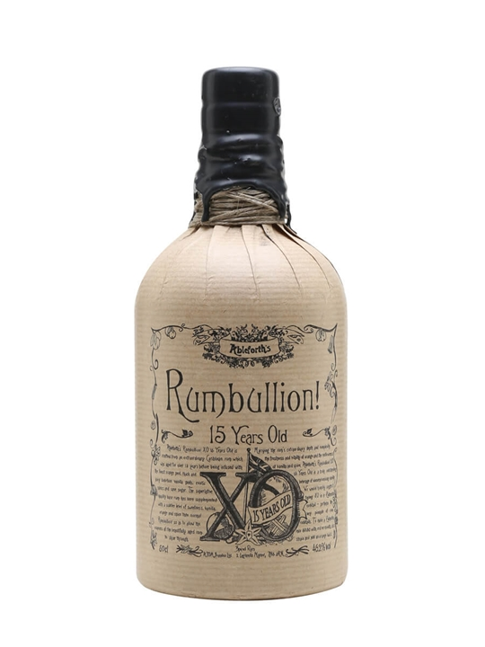Ableforth's Rumbullion Xo / 15 Year Old