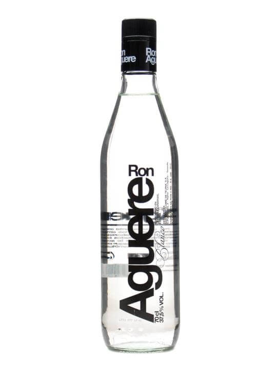 Ron Aguere Blanco White Rum Single Modernist Rum