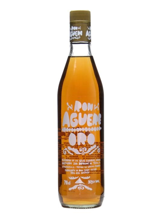 Ron Aguere Oro Golden Rum Single Modernist Rum