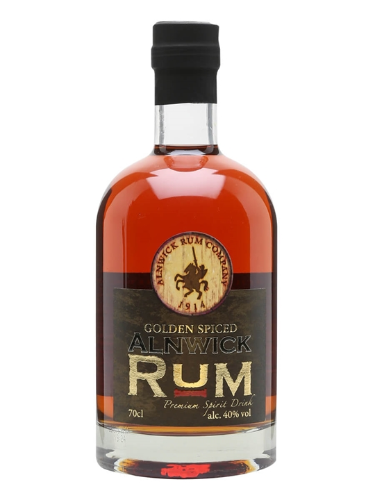 Alnwick Golden Spiced  Rum