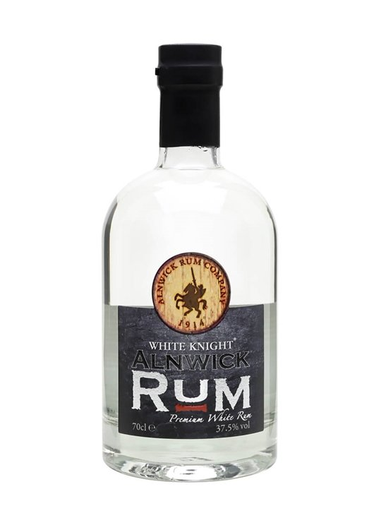 Alnwick White Knight Rum Blended Traditionalist Rum