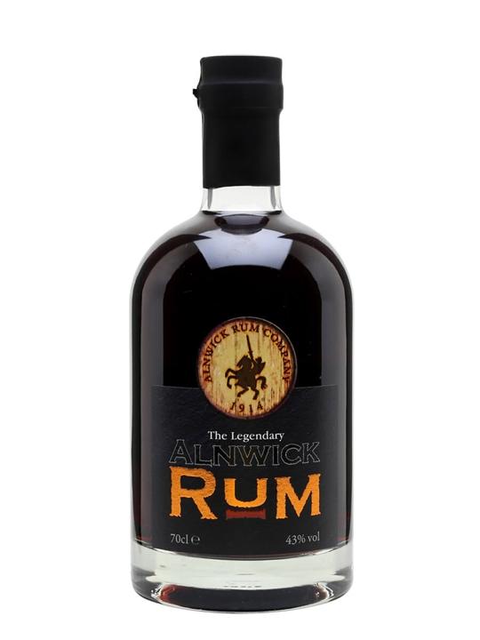 The Legendary Alnwick Rum Blended Traditionalist Rum