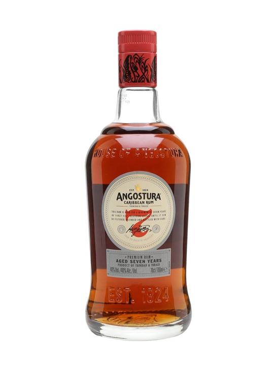 Angostura 7 Year Old Rum Single Modernist Rum
