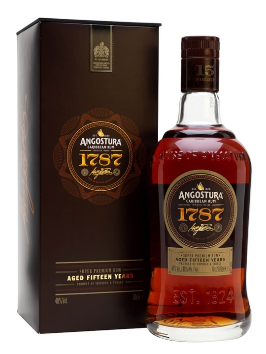 Angostura 1787 / 15 Year Old Single Modernist Rum