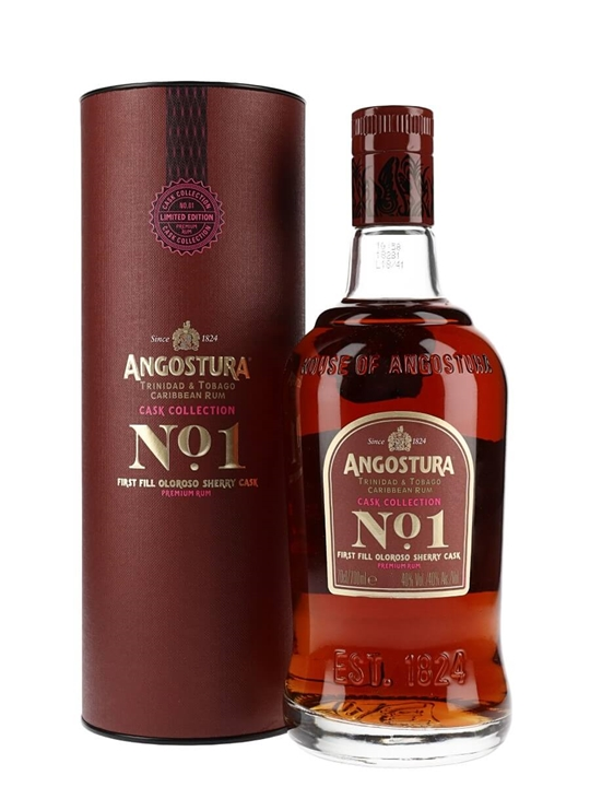 Angostura No.1 Cask Collection / 3rd Edition Single Modernist Rum