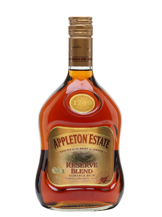 Appleton Estate Reserve Blend Single Traditional Blended Rum