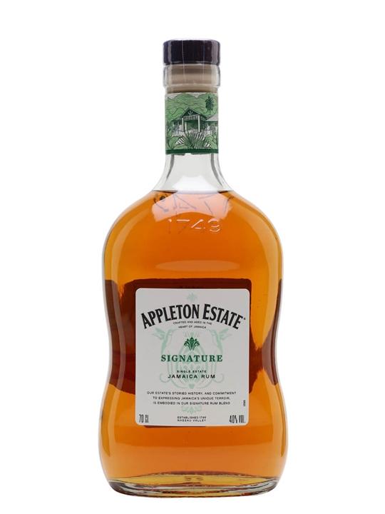 Appleton Estate Signature Single Traditional Blended Rum