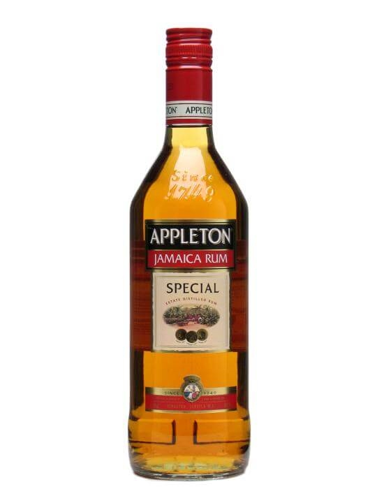 Appleton Special Rum Single Traditional Blended Rum
