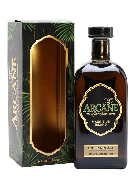 The Arcane Extraroma Rum Single Traditional Pot Rum