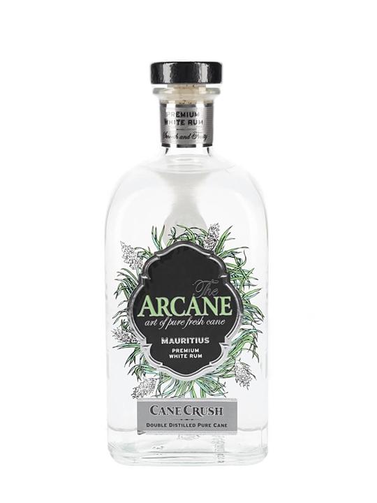 The Arcane Cane Crush Rum Blended Traditionalist Rum