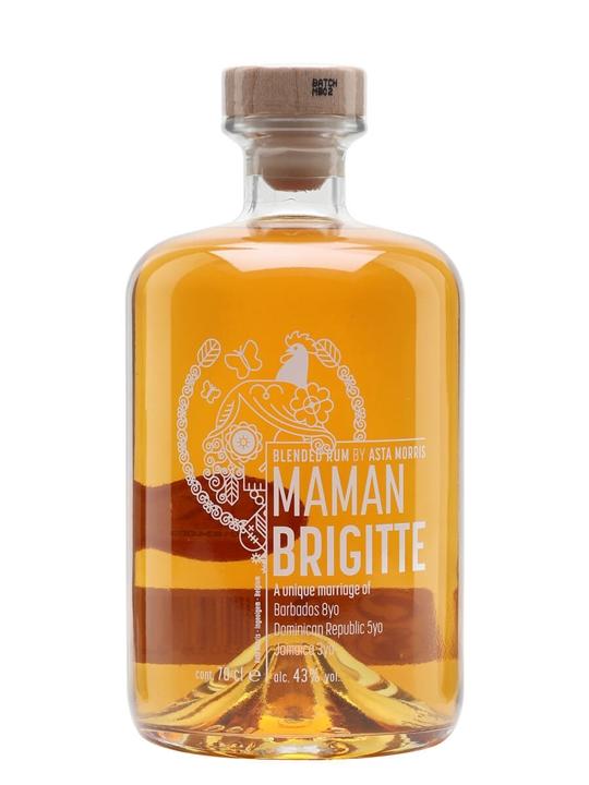 Maman Brigitte / Asta Morris Blended Modernist Rum