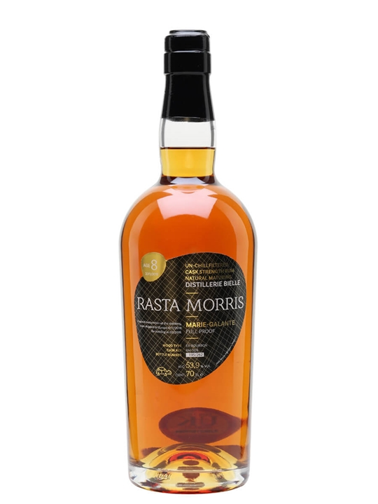 Bielle 2011 / 8 Year Old / Asta Morris Single Traditional Column Rum
